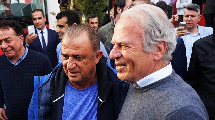 Mustafa Denizli açıkladı! Fatih Terim İran'a...