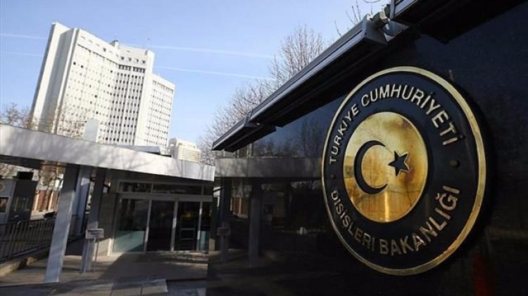 ABD Büyükelçilik Müsteşarı Dışişleri'ne çağırıldı