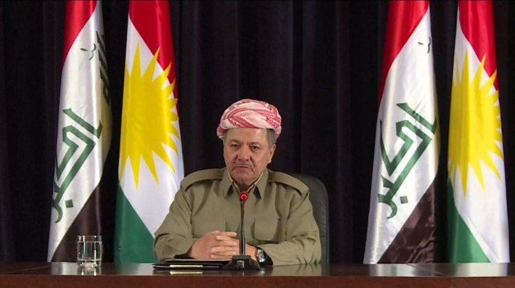 Barzani ABD'ye şikayet etti: Haberiniz olsun