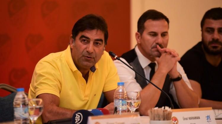 Karaman: Kimse Lucescu'ya silah dayamadı