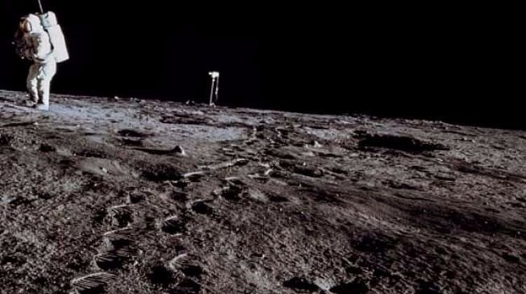 Ay'da 50 kilometrelik mağara keşfedildi