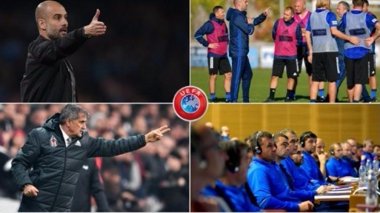 UEFA'dan övgü dolu Şenol Güneş paylaşımı