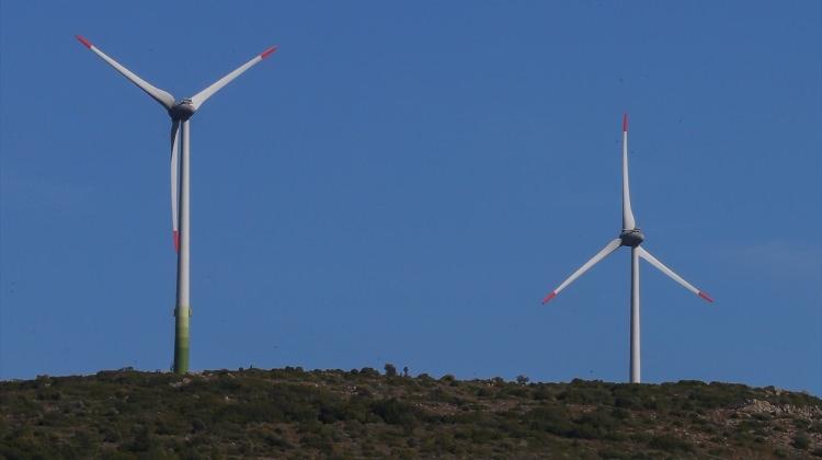"""Rüzgar enerjisinde """"yüksek"""" hedef"""