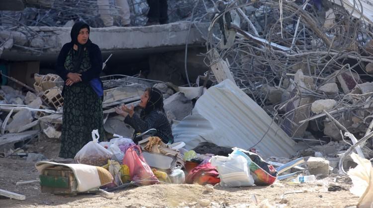 İran'da büyük yıkım! Devletten umudu kestiler