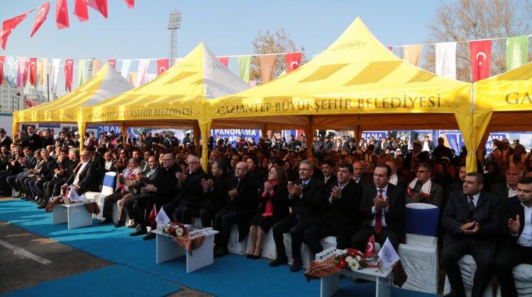 Gaziantep Savunması ve Kahramanlık Panorama Müzesi temel atma töreni