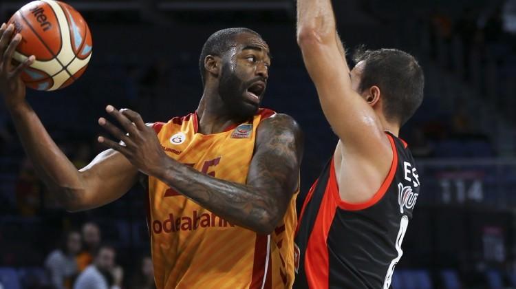 Galatasaray Odeabank evinde galip!