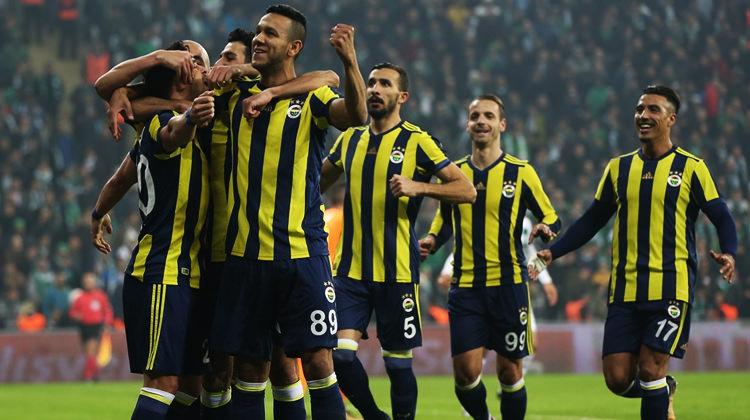 Fenerbahçe adım adım zirveye!