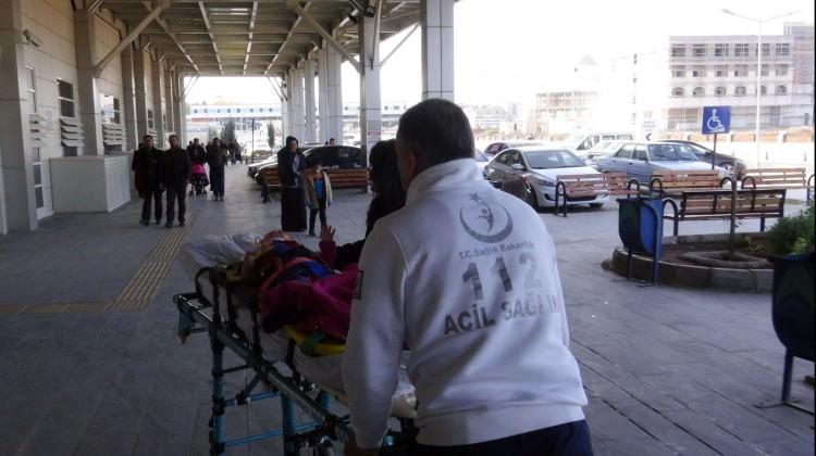 Şanlıurfa'da trafik kazası: 7 kişi yaralandı