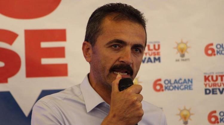 AK Parti'de bir il başkanı daha istifa etti
