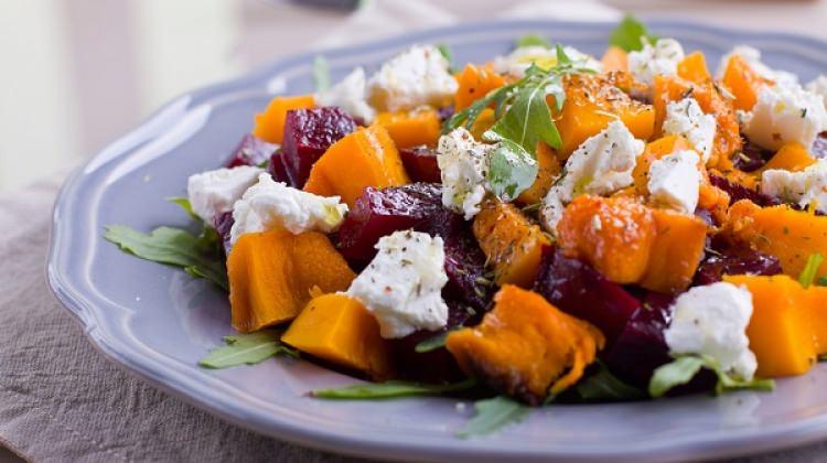 Bal kabaklı salata tarifi