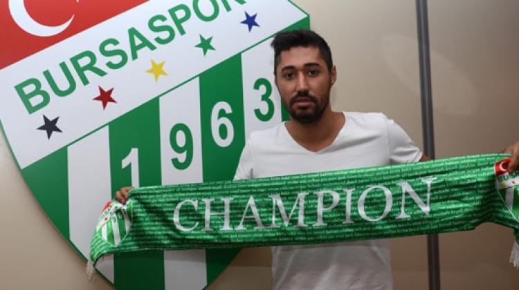 Bursaspor'da ayrılık! Sözleşmesi feshedildi