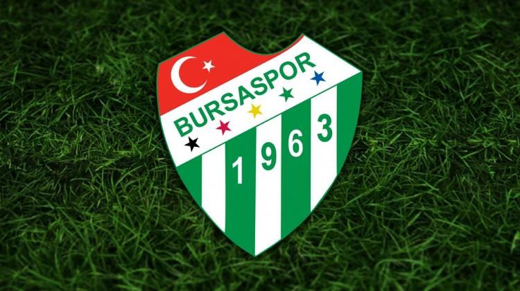 Bursaspor'da iki ayrılık! Resmen açıklandı