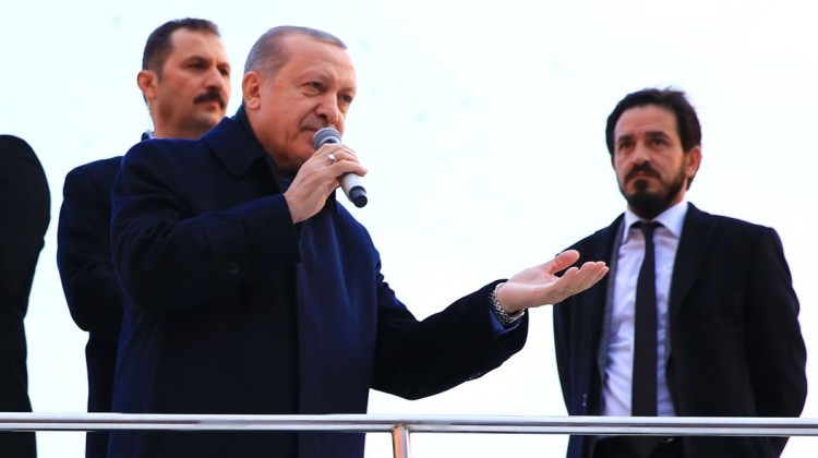 Erdoğan sordu: O diziyi izliyorsunuz değil mi?