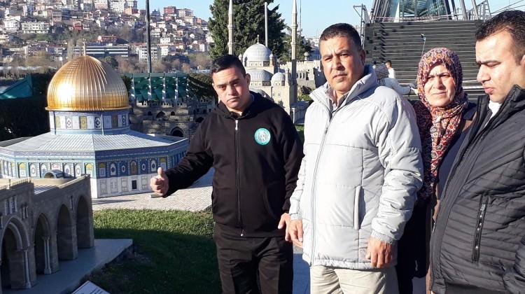 Filistinli Muhammed Miniatürk'te