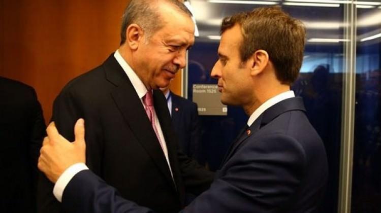 Erdoğan'ın Fransa ziyaretinde gündem: EUROSAM