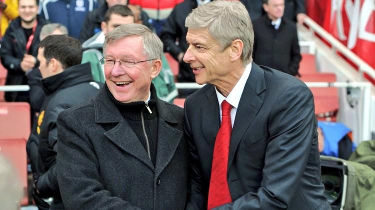 Wenger, Ferguson'u geride bıraktı