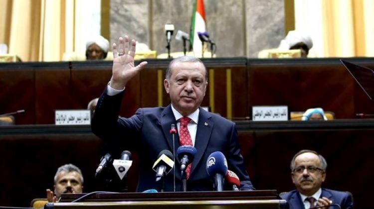 Cumhurbaşkanı Erdoğan'a rekor destek: Tam %75