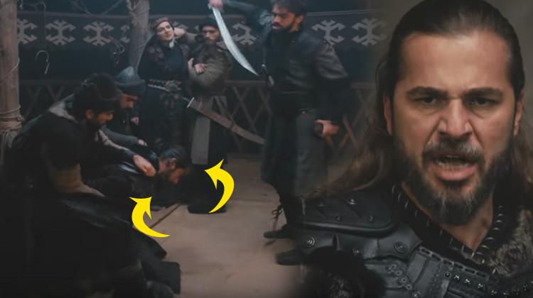 Diriliş Ertuğrul 102.bölüm fragmanı! Turgut Alp idam mı ediliyor?