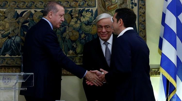 Erdoğan'ın sözleri sonrası Yunanistan'dan ilk adım