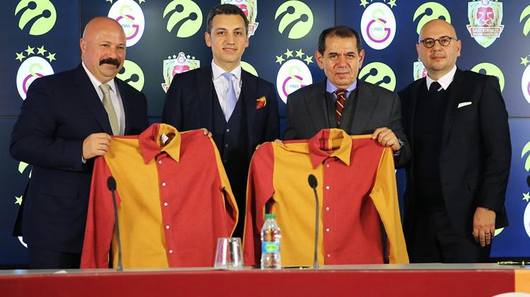 Galatasaray'dan dev anlaşma! 6 milyon TL...