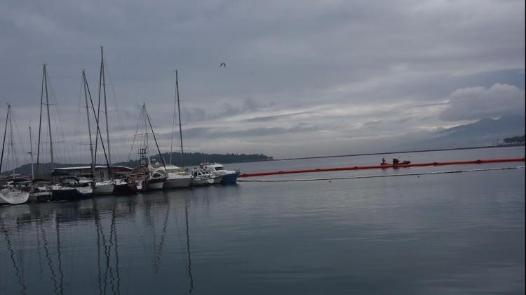 Hareketli dakikalar! Liman kapatıldı
