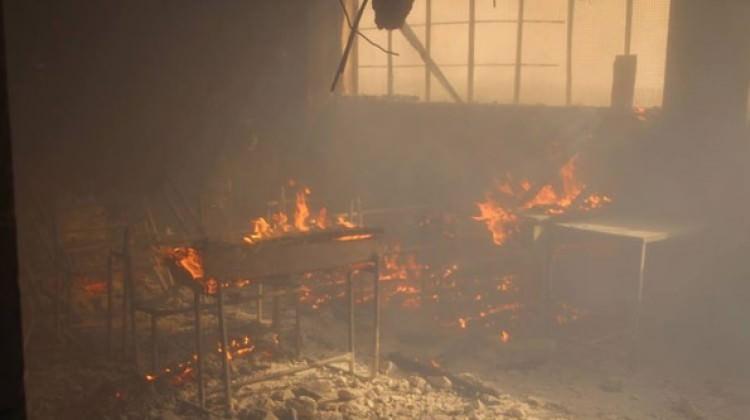 İdlib'de savaş şiddetleniyor! Ağır bombardıman