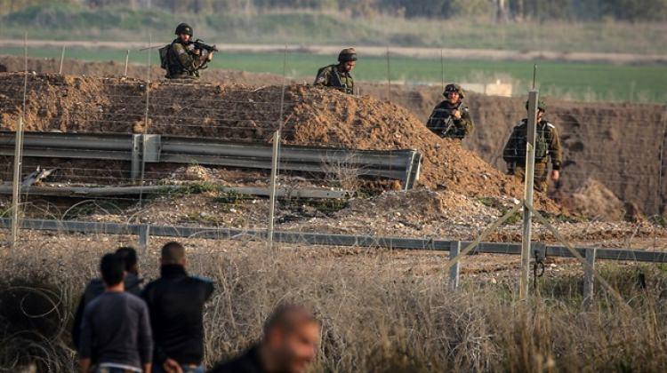 İsrail güçleri Filistinlilere saldırdı: 73 yaralı