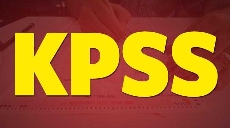 2018 Ortaöğretim memurluk KPSS sınavı ne zaman? Lise mezunları için...