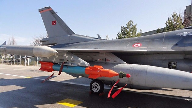 Lazer Güdüm Kiti F-16 ile ilgili görsel sonucu
