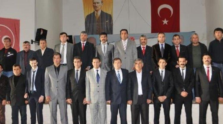 MHP'nin o ilçe yönetimi feshedildi