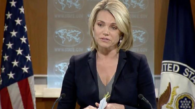 ABD'den açıklama: Türkiye'ye çağrı yapıyoruz