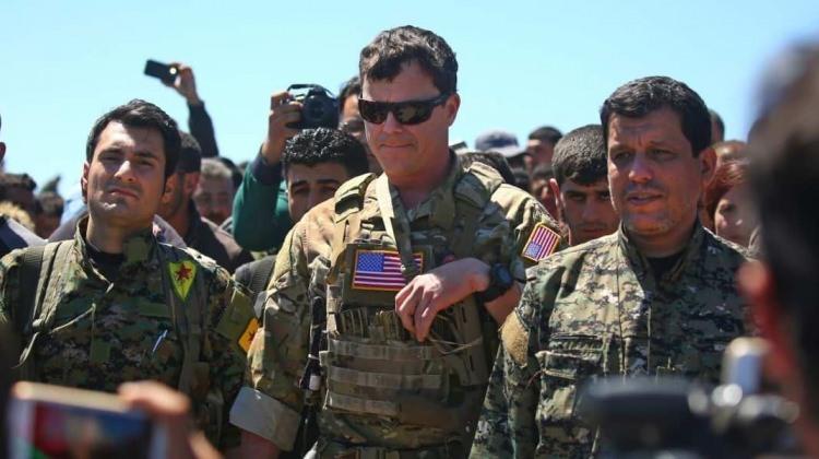 ABD'den skandal PKK hamlesi!