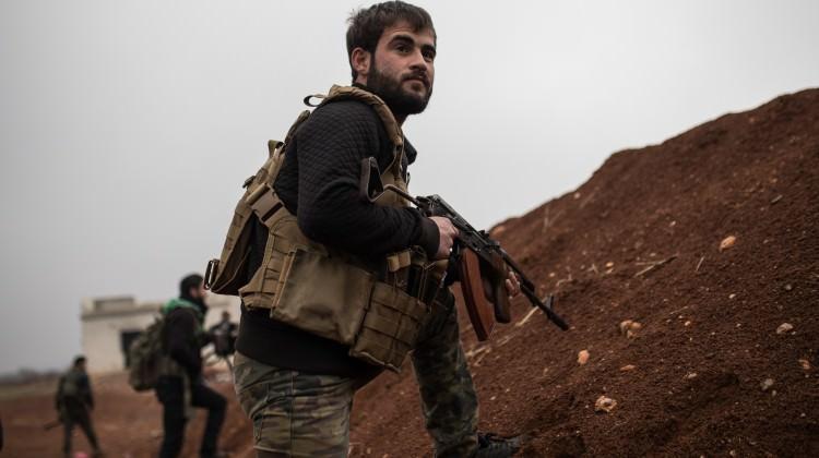 Afrin için Türkiye'den emir bekliyorlar!