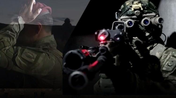 Afrin'de son dakika gelişmesi! Bordo bereliler...