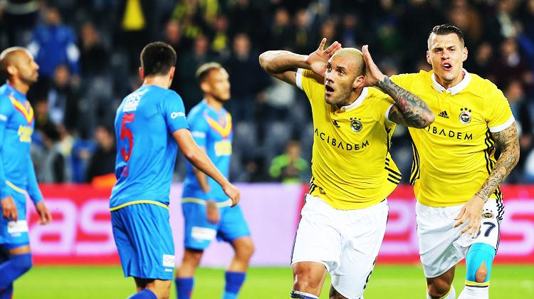 Fenerbahçe uzatmalarda kazandı!
