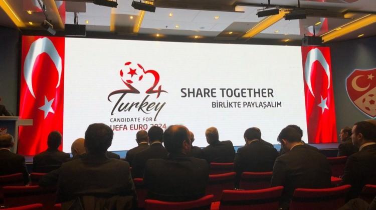 Resmen açıklandı! İşte Türkiye'nin logo ve sloganı