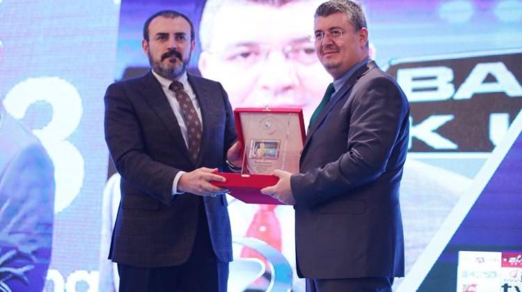 Kanal7'ye büyük onur! Ödül Acet'in