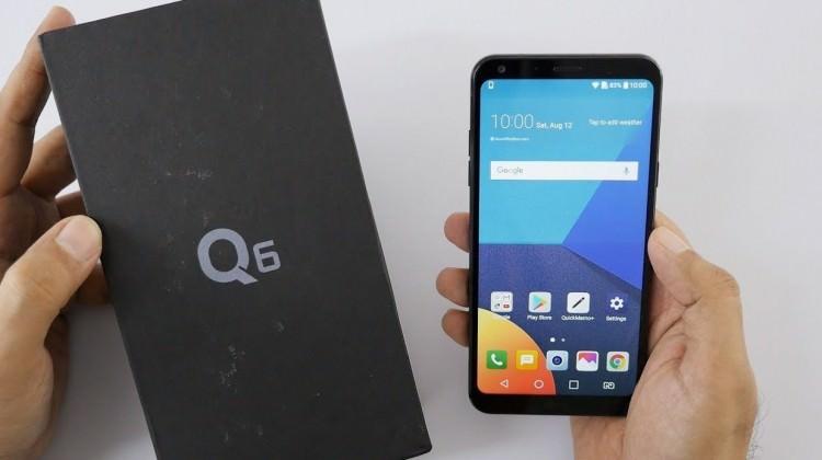 LG Q6 teknik özellikleri! LG Q6 alınır m? Türkiye fiyatı kaç TL?