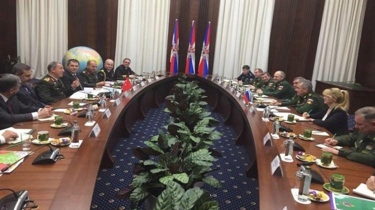 Türkiye-Rusya arasında kritik görüşme!
