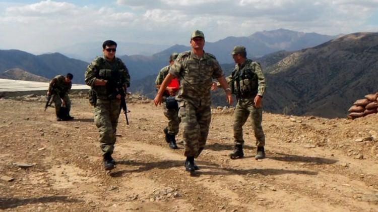 Afrin operasyonunu Korgeneral Temel yönetiyor