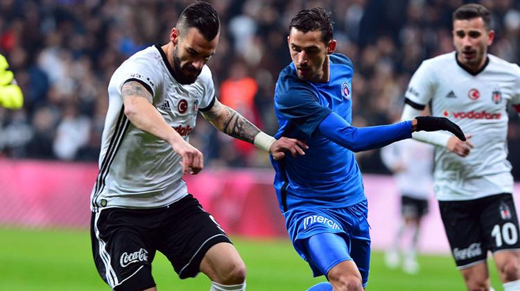 Beşiktaş Talisca'yla 3 puana uçtu!