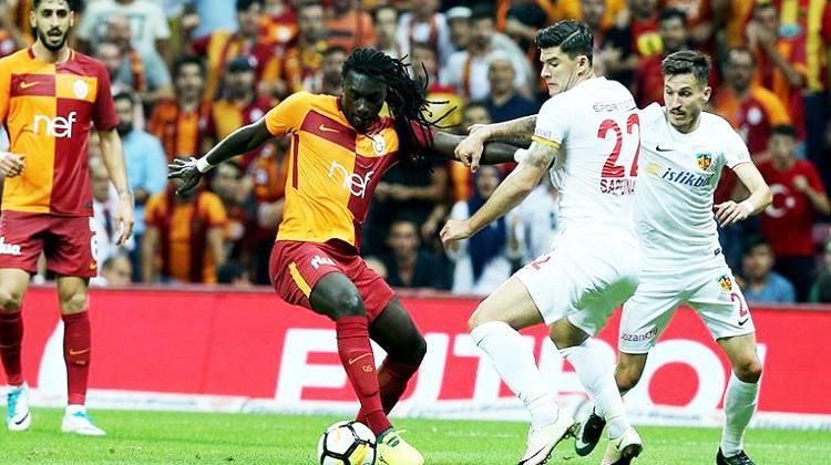 Kayserispor- Galatasaray! Muhtemel 11'ler