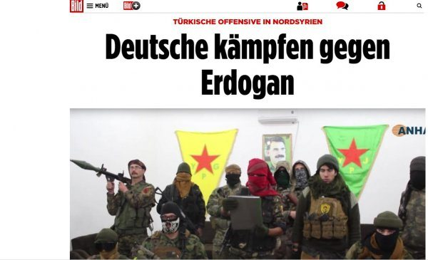 Alman teröristler: Erdoğan'a karşı savaşıyoruz ile ilgili görsel sonucu