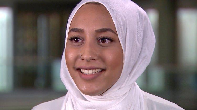 Batının ilk Müslüman mankeni: Mariah Idrissi 76
