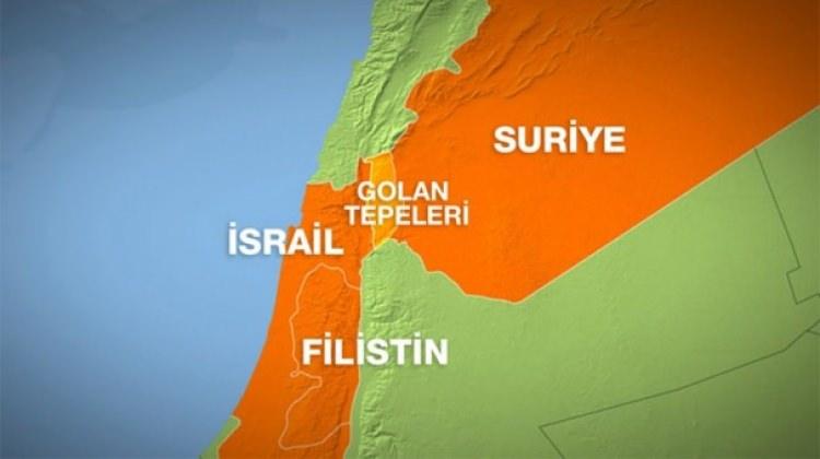 İran İHA'snı düşüren İsrail'in F-16'sı düştü!
