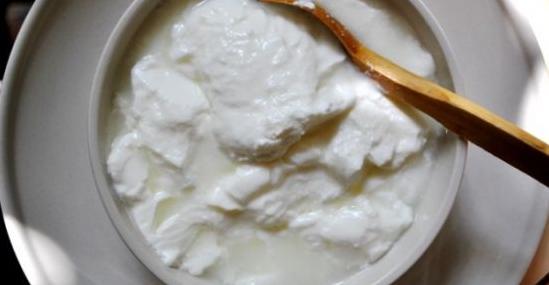 yoğurt suyu
