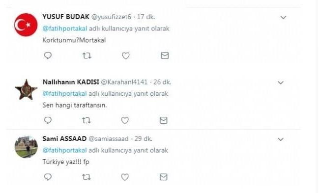 Fatih Portakal'ın sosyal medyadaki paylaşımı sert eleştirilere tutuldu!