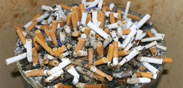 Açık alanda da sigara yasağı başlıyor