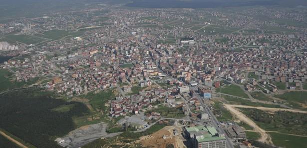 Arnavutköy'de arsa fiyatları günlük artıyor