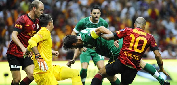 Bursa - G.Saray maçının bilet fiyatları